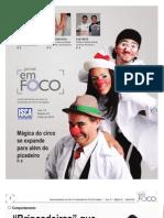 Jornal-laboratório • EmFoco • Isca Faculdades Limeira • Edição 60 • Ano 10 • Julho 2010