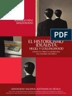 El Historicismo Idealista Hegel y Collingwood p1