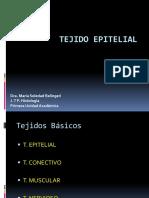 EPITELIO histologia.ppt