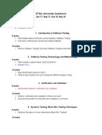 STQA University Questions.pdf