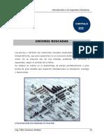 Capitulo 3 - Uniones Roscadas.doc