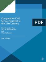Comparative Civil Service Systems in the 21st Century (2015, Palgrave Macmillan UK) Frits M. van der Meer, Jos C. N. Raadschelders, Theo A. J. Toonen (eds.) -.pdf