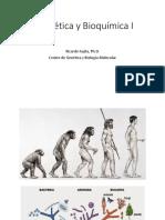 Bioquímica Genética I 2019 10 Marzo