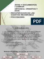 4. Activo - Cuentas Por Cobrar