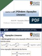 Aula 04 - Equações Lineares de 1ªOrdem.pdf