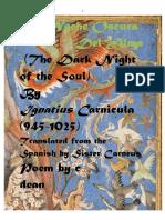 La Noche Oscura Del Alma-erotic poetry