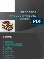 La Ciencia Del Chocolate - PDF
