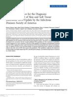 IDSA MANEJO DE CELULITIS Y PARTES BLANDES.pdf
