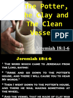 2011-03-30-The-Potter-the-Clay-and-the-Clean-Vessel.ppt