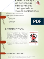 Diapos Del Proyecto de Marketing