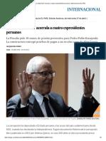 El 'Caso Odebrecht' Acorrala a Cuatro Expresidentes Peruanos _ Internacional _ EL PAÍS