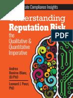 Understanding Reputation Risk