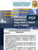Accidentes e Investigacion