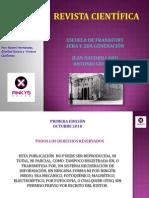 REVISTA CIENTIFICA presentacion
