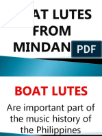 BOAT LUTES FROM MINDANAO.pptx