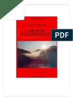 Ghid Turistic MUNTII FAGARASULUI Andrei Beleaua 1998