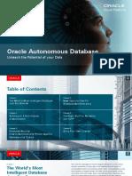 Autonomous Databse