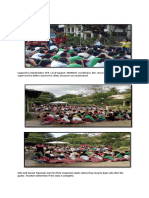 Drrm Report Photos and Caption