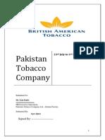 INTERNSHIP REPORT OF PTC.docx