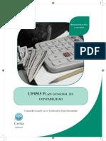 Uf0515plan General de Contabilidad