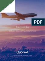 Atennea Air Folleto Quonext