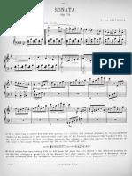 Betoven Sonata