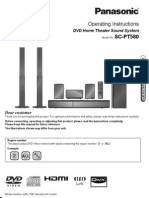 Manual PT580 HiFi Audio System