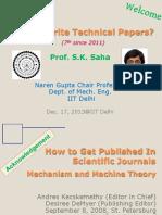 How 2 Publish