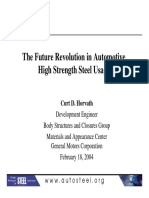 The future revolution pin automotive HSS Lines