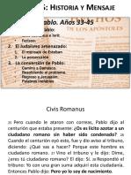 Hechos Mensaje e Historia III