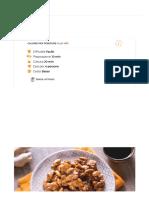 Ricetta Pollo Alle Mandorle - La Ricetta Di GialloZafferano