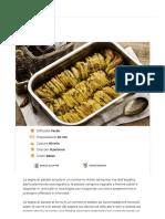 Ricetta Teglia Di Patate Arrosto - La Ricetta Di GialloZafferano