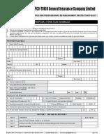 Office & Professional Establishment Protector Proposal Form (1)