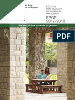EPGP Brochure 2017 18
