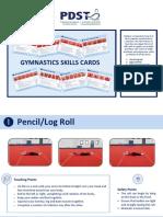 gymnastic rolls