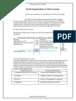 CSEC Principles of Accounts