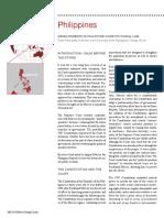 Developments in Philippine Constitutiona