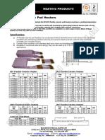 Ceramic Pad Heater