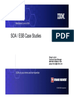 SOA ESB Case Studies 2005