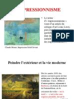 2 l Impressionisme