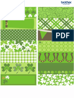 St Pats Day Stickers 1 En