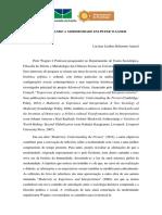 Síntese - Peter Wagner - Modernity. Understanding the Present.2012.Caps.1a4