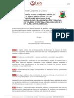Lei-complementar-117-2011-Araquari-SC-consolidada-[02-08-2018]