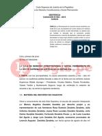 Casación 663 2015 Cusco Machupicchu