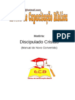 (03) Discipulado Cristão - Manual do Novo Convertido-1.pdf