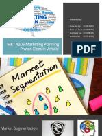 MKT 4205 Marketing Planning Final Version