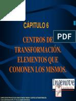 CENTROS DE TRANSFORMACIÓN. ELEMENTOS QUE COMONEN LOS MISMOS..pdf
