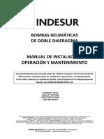 DV0001_Manual Bombas de Diafragma