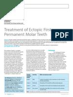 RCSI-Dentistry-Dent Update 2012 Ectopic