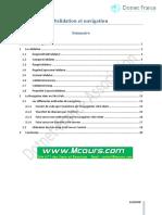 ASP Net Validation Et Navigation